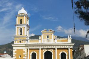 Church in Merida, Merida State, Venezuela by Keren Su