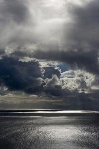 Clouds above the ocean, Cape Point, Cape Peninsula, South Africa by Keren Su