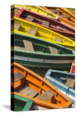 Colorful Boats, Manila, Philippines