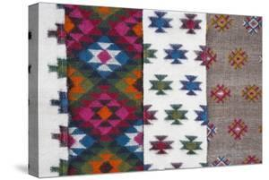 Colorful textile, Bhutan by Keren Su