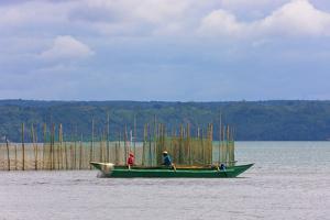 Fishing Boat, City of Iloilo, Philippines by Keren Su