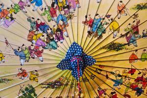 Hand made paper umbrella, Meinong, Taiwan by Keren Su