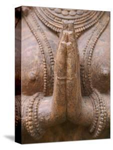 Hindu Sculpture, Bhubaneswar, Orissa, India by Keren Su