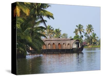 Houseboat on the Backwaters of Kerala, India