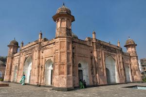 Kella Lalbagh (Lalbagh Fort) housing the Tomb of Bibi Pari, Dhaka, Bangladesh by Keren Su