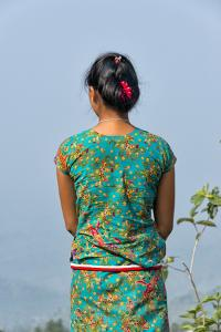 Khumi tribe woman, Chimbuk Hill, Bandarban, Chittagong Division, Bangladesh by Keren Su