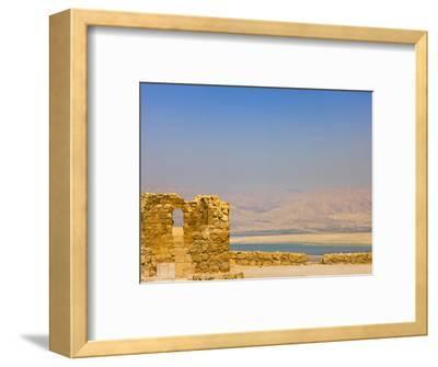 Masada Ruins, Dead Sea, Israel