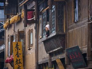 Miao Village House, Xijiang, Guizhou, China by Keren Su