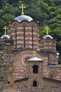 Monastery Ravanica, a Serbian Orthodox monastery, Cuprija, Serbia by Keren Su