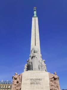 Monument of Freedom, Riga, Latvia by Keren Su