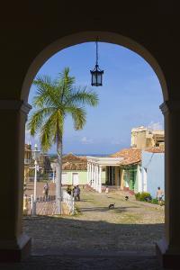 Old City Gate, Trinidad, UNESCO World Heritage Site, Cuba by Keren Su