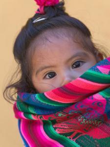 Portrait of a Young Indian Girl, Cusco, Peru by Keren Su