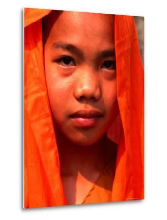 Portrait of a Young Monk, Xishuangbanna, China