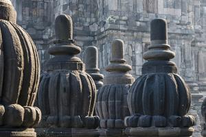 Prambanan Temple, UNESCO World Heritage Site, Central Java, Indonesia by Keren Su