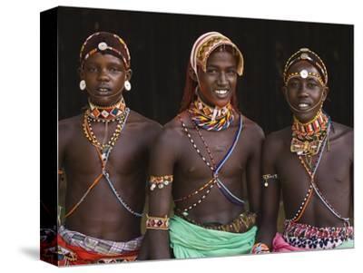 Samburu Tribesmen