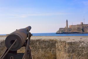 Seawall, El Morro Fort, Fortification, Havana, UNESCO World Heritage Site, Cuba by Keren Su