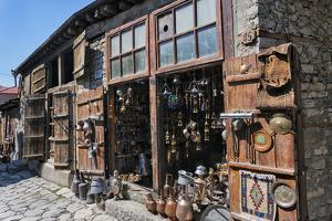 Shop selling hardware, Lahij village on the southern slopes of Greater Caucasus, Azerbaijan by Keren Su