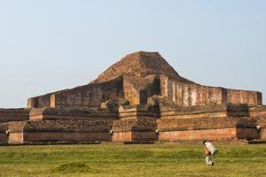Somapura Mahavihara, Naogaon District, Rajshahi Division, Bangladesh by Keren Su