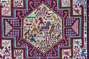 Tapestry, Tbilisi, Georgia. by Keren Su