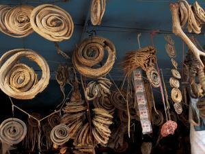 Traditional Herbal Medicine, Silk Road, China by Keren Su