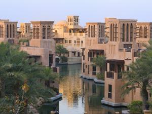 Traditional Wind Houses, Dubai, United Arab Emirates by Keren Su