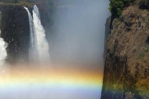 Victoria Falls, Zimbabwe by Keren Su