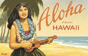 Aloha from Hawaii by Kerne Erickson