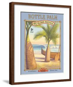 Bottle Palm by Kerne Erickson