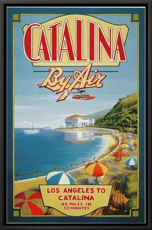Catalina by Air