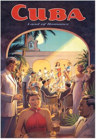Cuba, Land of Romance by Kerne Erickson