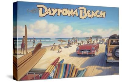 Daytona Beach by Kerne Erickson