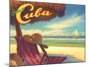 Escape to Cuba by Kerne Erickson
