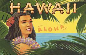 Hawaii, Aloha by Kerne Erickson
