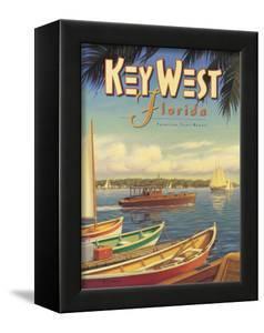 Key West Florida by Kerne Erickson