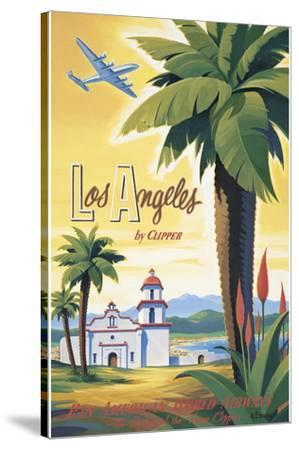 Los Angeles by Clipper by Kerne Erickson