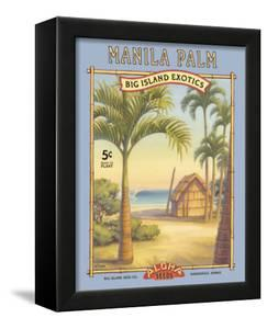 Manila Palm by Kerne Erickson