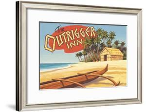 Outrigger Inn, Hawaii by Kerne Erickson