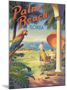Palm Beach, Florida by Kerne Erickson