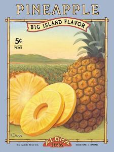 Pineapple by Kerne Erickson