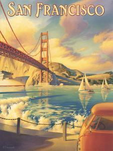 San Francisco by Kerne Erickson