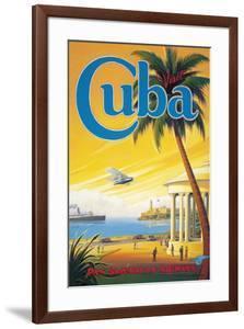 Visit Cuba by Kerne Erickson