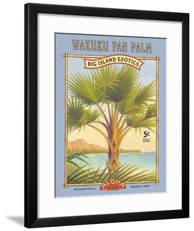Wakuku Fan Palm