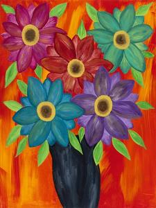 Blooming Colors by Kerri Ambrosino