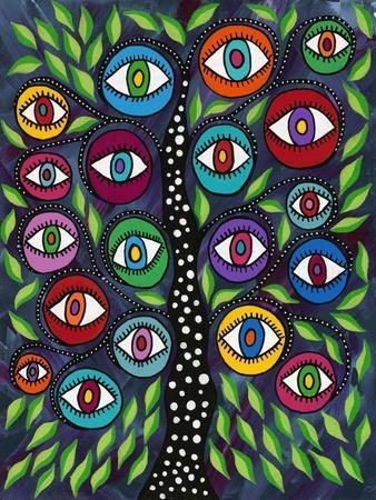 Evil Eye Tree II
