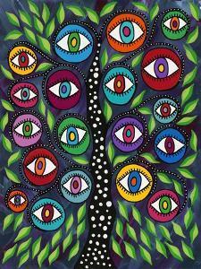 Evil Eye Tree II by Kerri Ambrosino