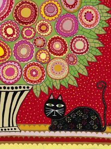 Feline Florist 1 by Kerri Ambrosino