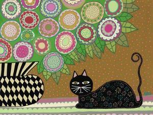 Feline Florist 2 by Kerri Ambrosino