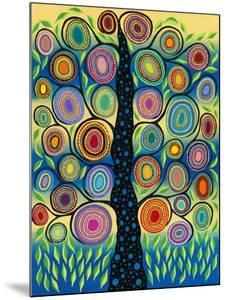 Pastel Tree of Life by Kerri Ambrosino