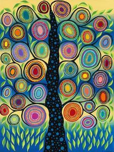 Pastel Tree of Life by Kerri Ambrosino