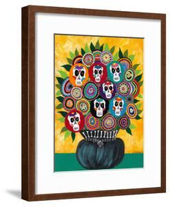 Sugar Skull Bouquet by Kerri Ambrosino